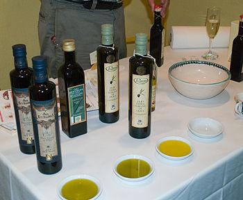 Oil tasting, BAIA October 2006 Wine Tasting, C...