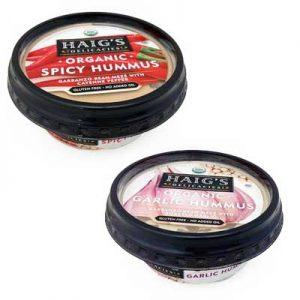 Haig's Organic Hummus