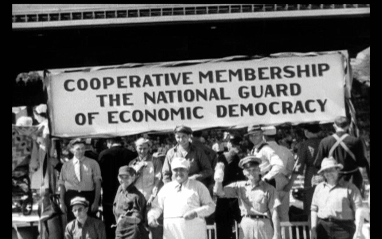 Cooperative Members - 1930s
