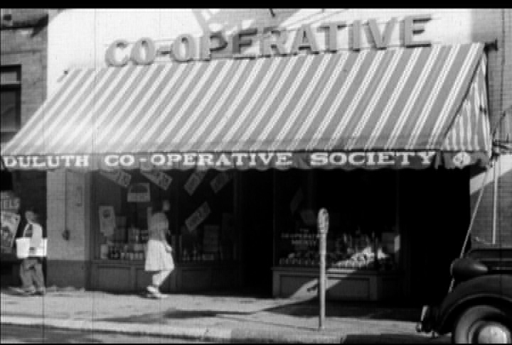 Duluth Cooperative Society 1940s