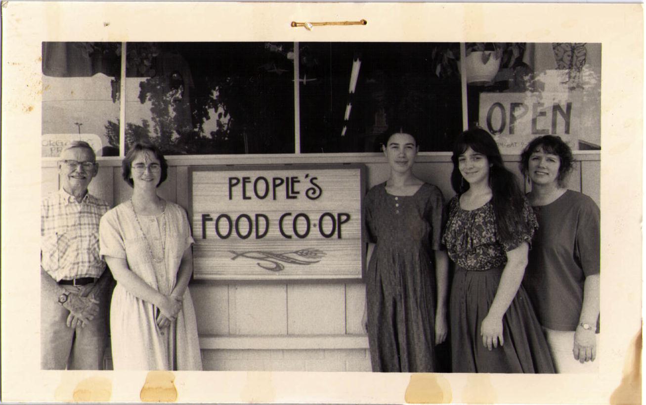 Peoples Food Coop - 1970s