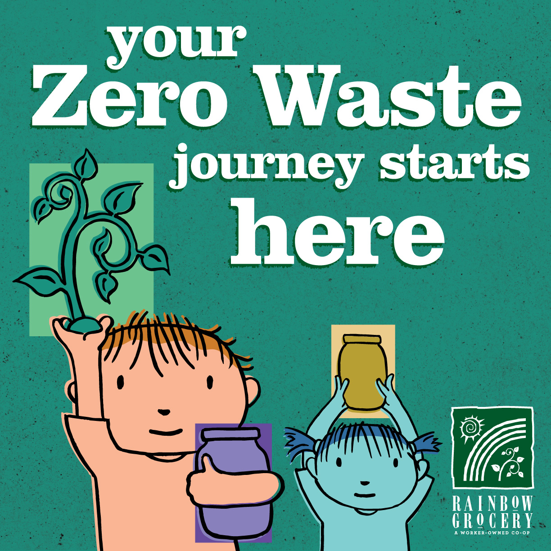 Zero waste journey starts here